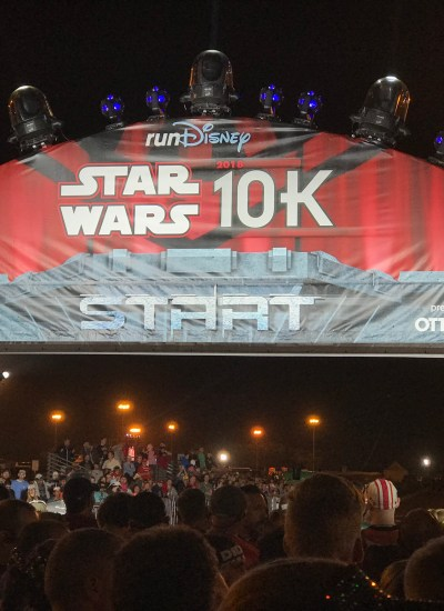 Star Wars 10k Race Recap 2018