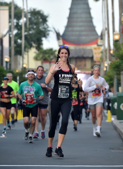 runDisney Star Wars Half Marathon Race Recap 2018