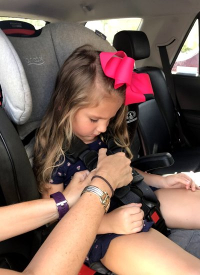 Is Your Child in the Right Britax Car Seat?