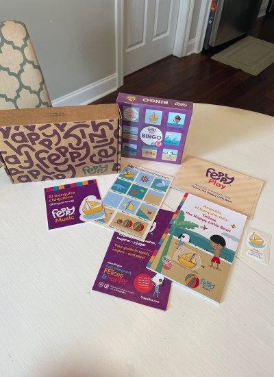 FeppyBox: Learn a Language with your Kids!