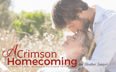 A Crimson Homecoming – A Romantic Suspense Serial, Part VII