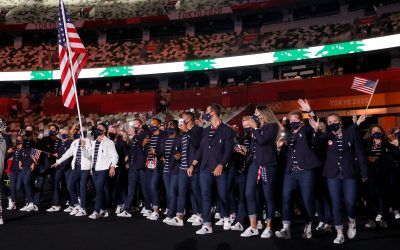 Friday Morning Thoughts: The 2020 (2021) Tokyo Summer Olympics Opening Ceremony