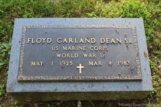 WWII Vet, Floyd Dean, Sr