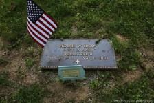 WWII Vet, Holsie Dean