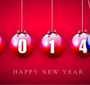 Happy New Year! Here's to 2015