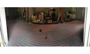 underfloor heating from Heathlands Heating Ltd