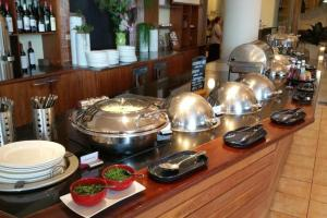 Selecting Buffet Burners