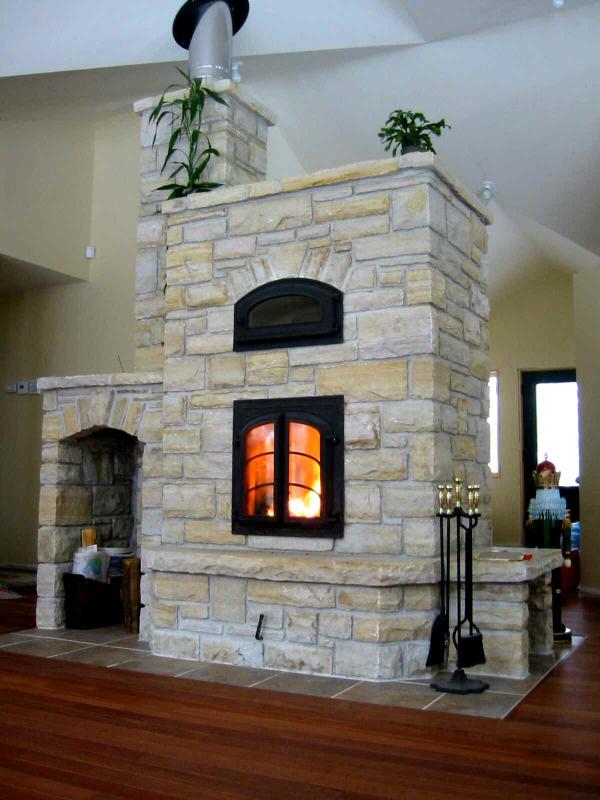 Masonry Stove Builders Heatkit Masonry Heater By William