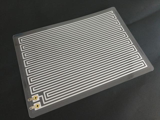 アルミ箔フィルムヒーター AL-DC-A5
