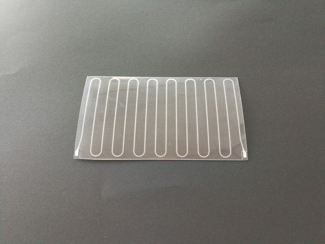 アルミ箔フィルムヒーター 用途イメージ