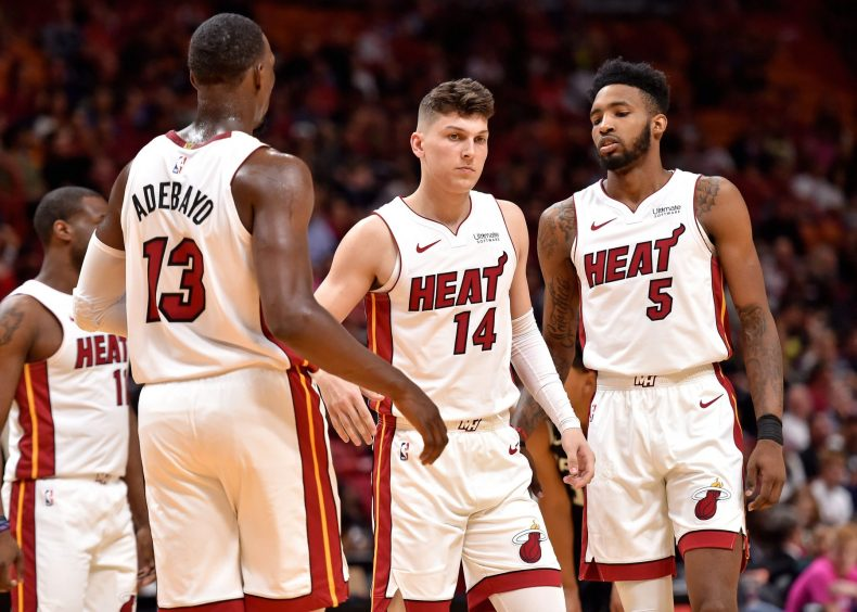Image result for tyler herro jimmy butler