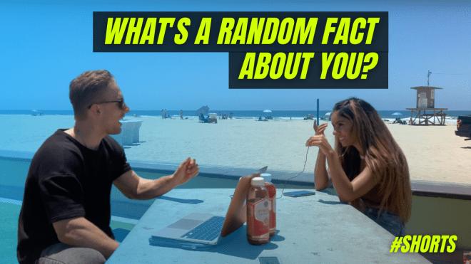 random fact about bikini model