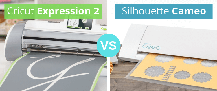 compare cricut and silhouette