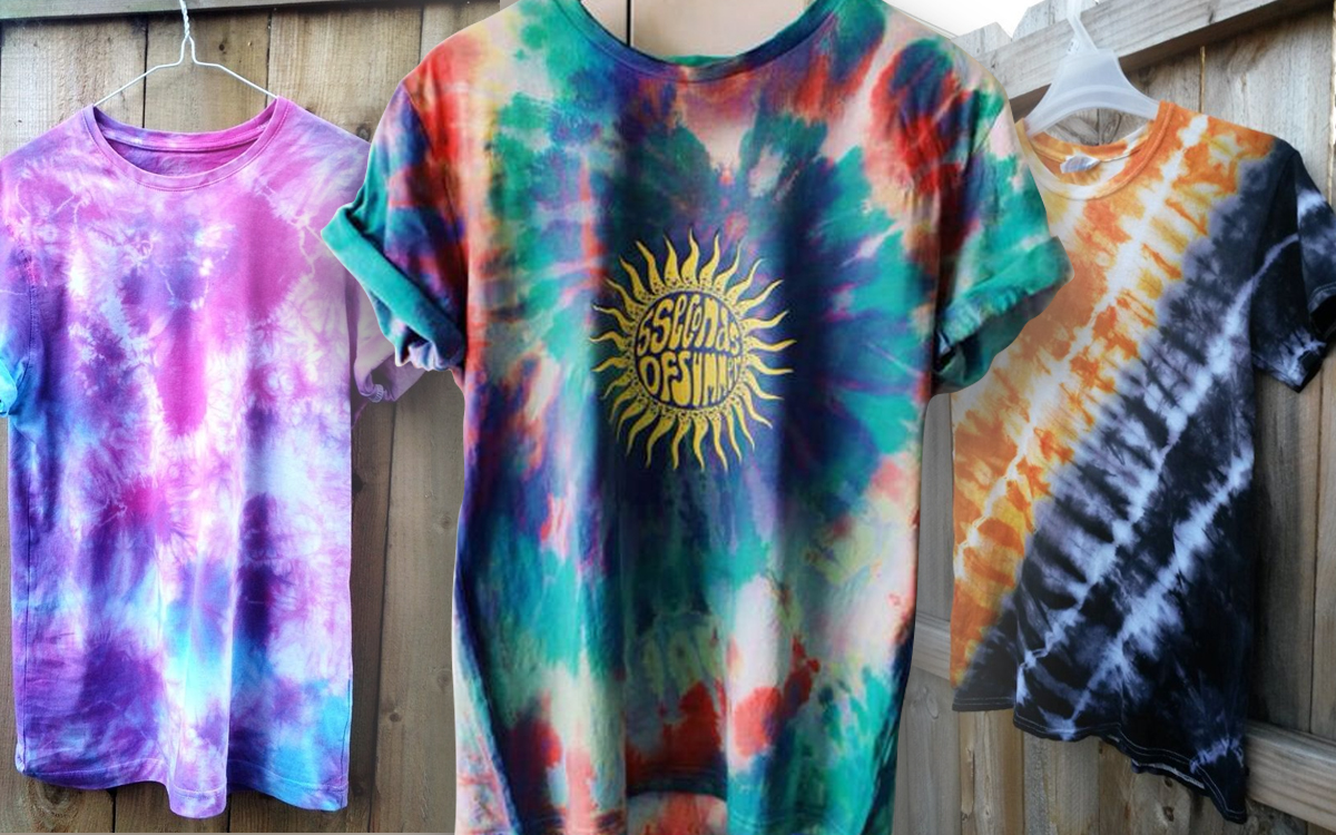 f500d4f44019b8 Guide In Taking The Tie-Dye Shirt To The Next Level