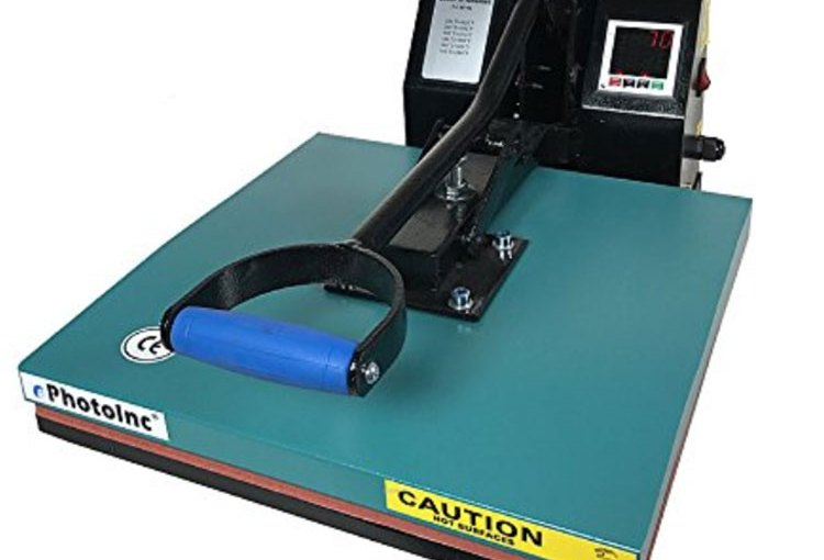 product photo of best heat press machine for small business