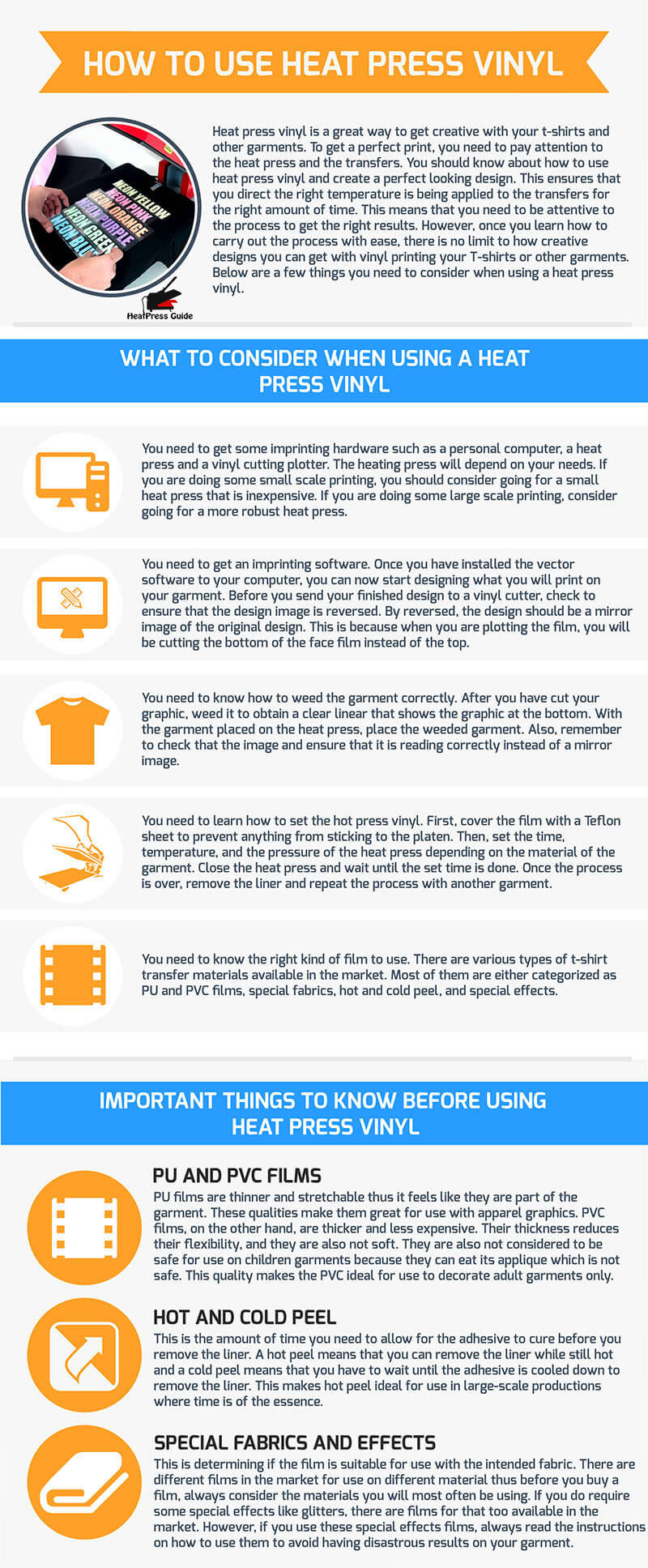 How to use heatpress vinyl
