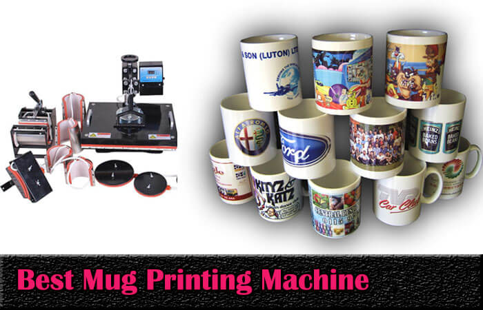 Best Mug Printing Machine