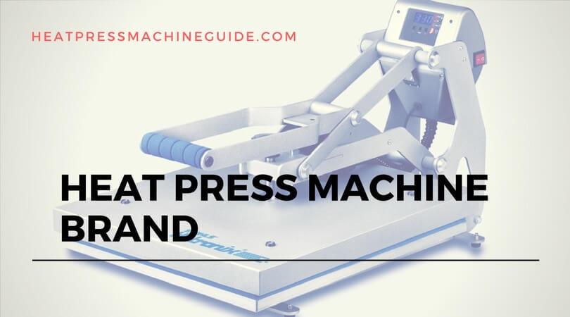 Heat Press Machine Brands
