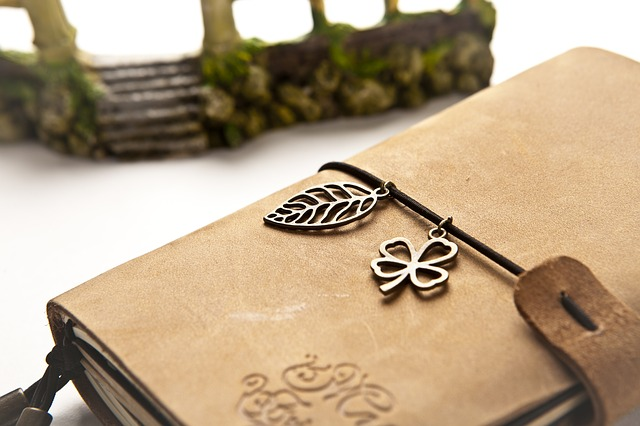 a custom-made book as personalized gifts for loved ones