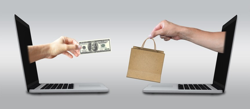 ecommerce selling online-