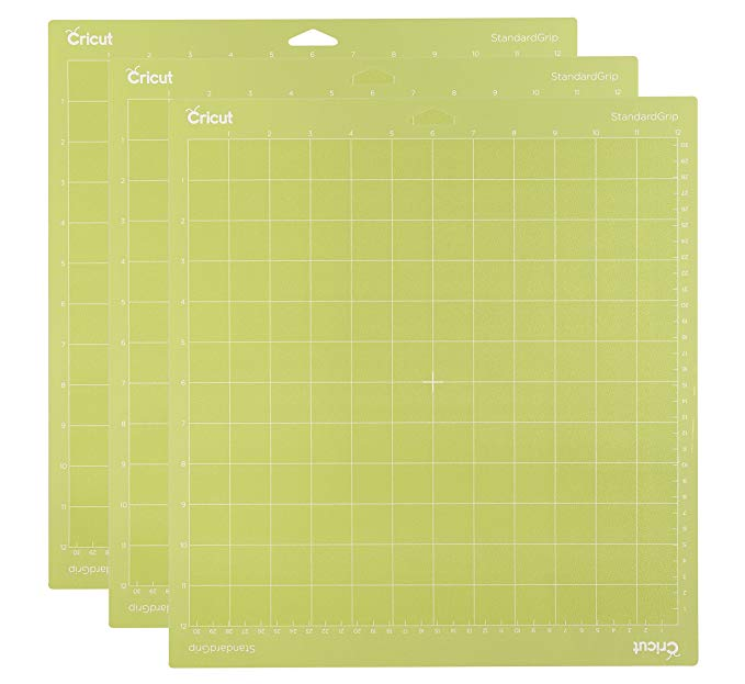 sublimation paper cricut mat sticky