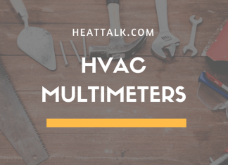 HVAC MULTIMETERS