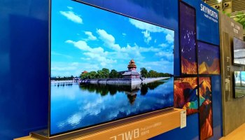 Skyworth comfirmed 55 inches OLED TV's price dropped $430 in