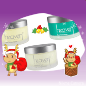 See Christmas Through Sparkling Eyes with our fabulous Eye Treatment Creams. Bee Venom Eyes Eye Smoother Gel Regenerating Complex http://www.heavenskincare.com/Products.aspx?GroupID=6