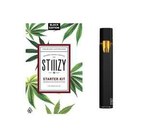 stiiizy battery starter kit black