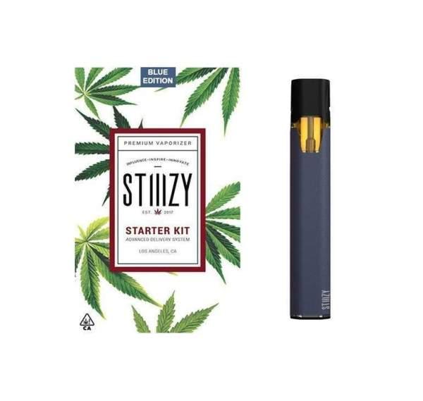 STIIIZY Battery Starter Kit - Blue