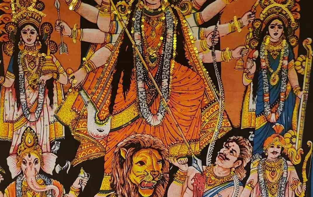 Shakti…the eternal power!
