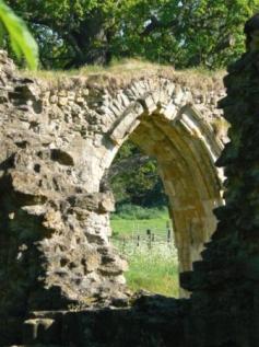 Hailes Abbey Ruins