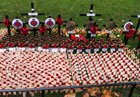 Remembrance Crosses (2)