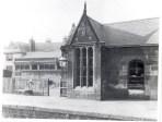 brandling railway station felling
