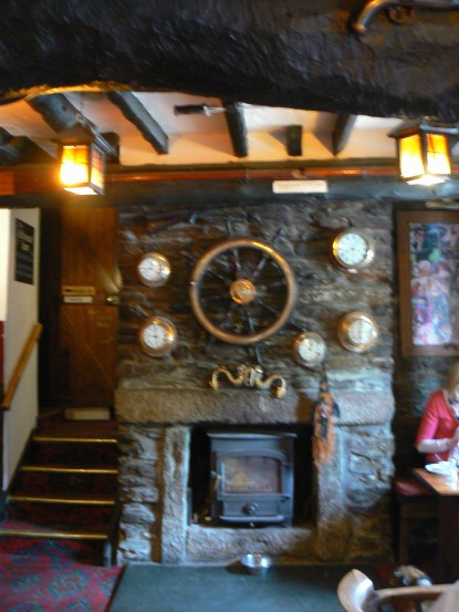 Old wreckers pub