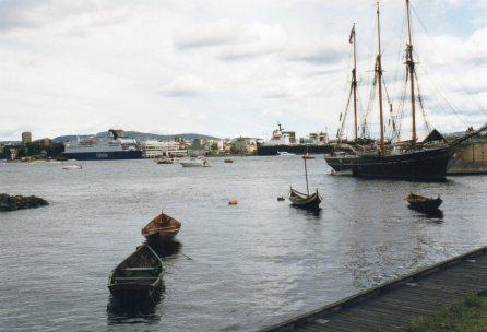 Replica ships in oslo