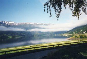 Scenery in Norway
