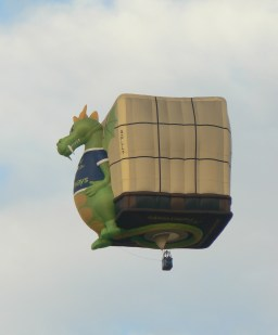 balloon dragon 4