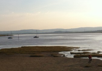Burnham tide coming in2
