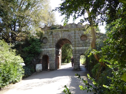 kew ruined arch 1