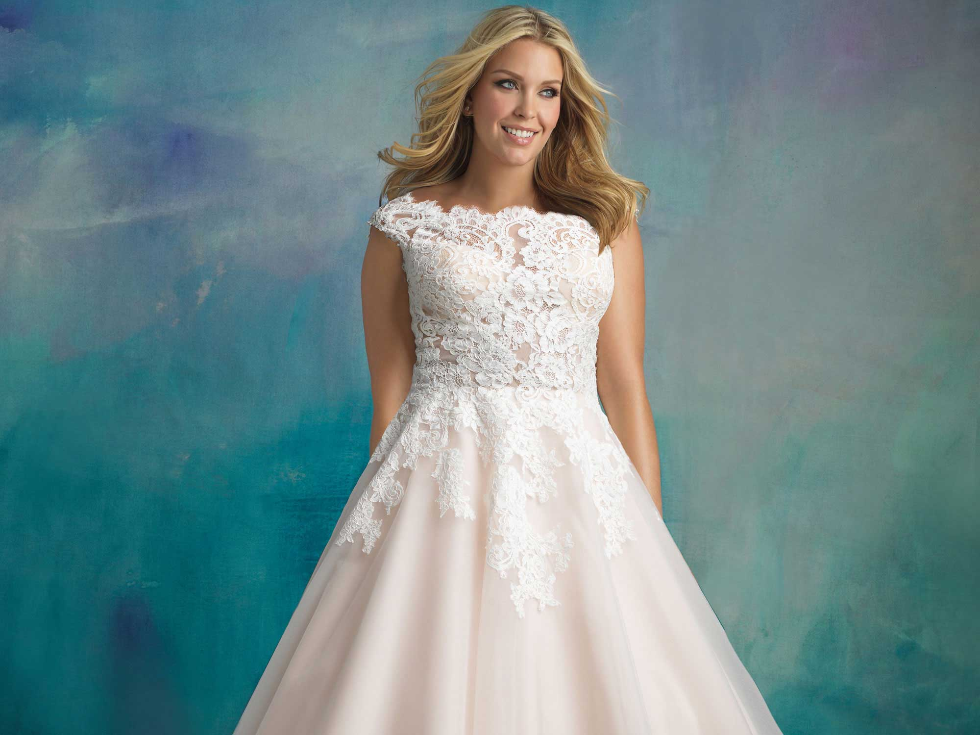 Plus Size Wedding Dress Shop London