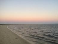 Beautiful sunset at Yanakie