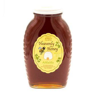 Alfalfa Honey