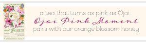 Ojai Pink Moment organic tea
