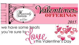 valentines sweet treats from heavenly sweets you are sure to love