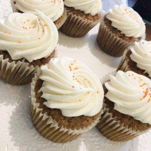 Carrot Cake; Made from scratch