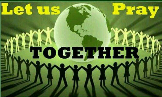 Image result for UNITE IN PRAYER