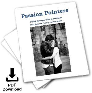 passion pointers