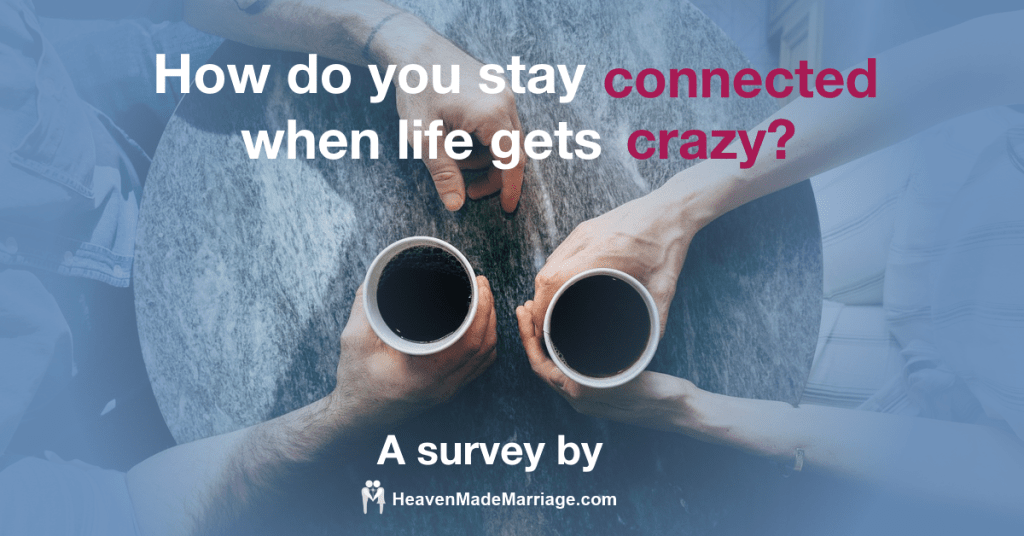 connected in the craziness survey