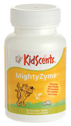 kidscents mightyvites chewable
